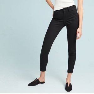 NWT Anthropologie Sz 27 Pilcro High-Rise Leggings